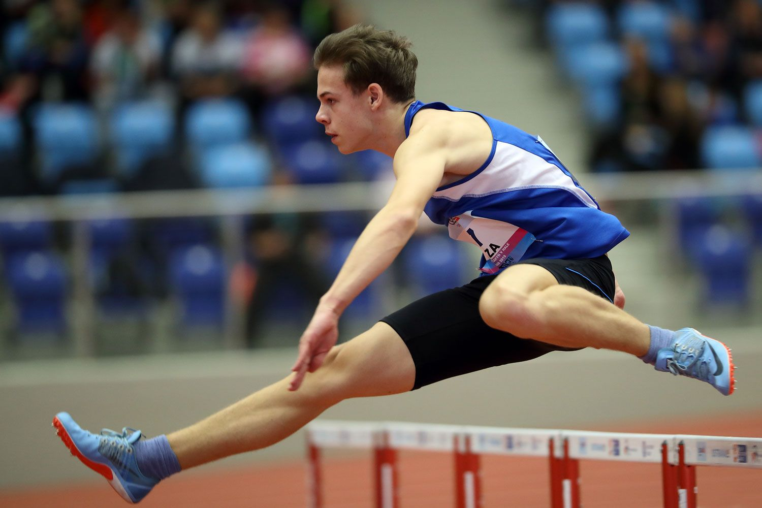 Ostrava Indoor CZ Championship U16 Saturday 03