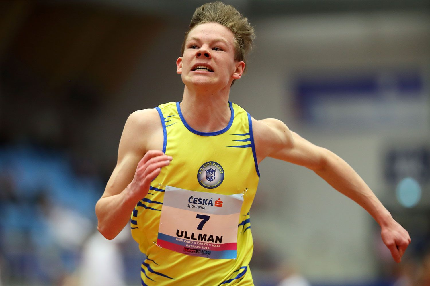 Ostrava Indoor CZ Championship U16 Saturday 05