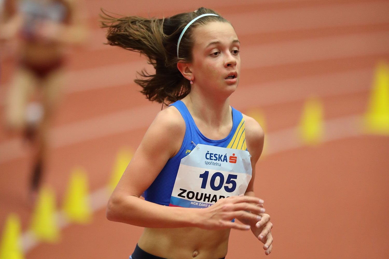 Ostrava Indoor CZ Championship U16 Saturday 08
