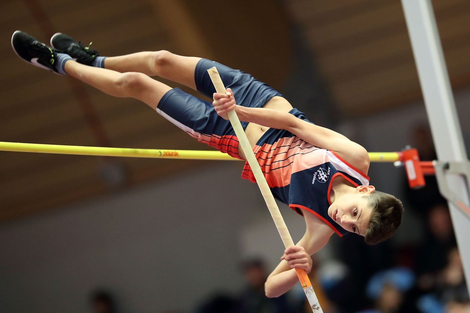 Ostrava Indoor CZ Championship U16 Saturday 10