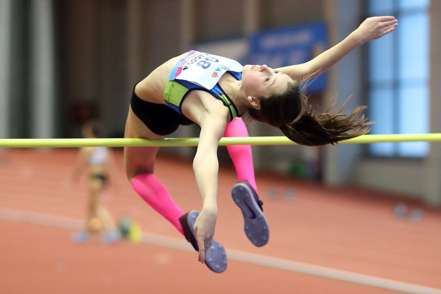 Ostrava Indoor CZ Championship U16 Saturday 21