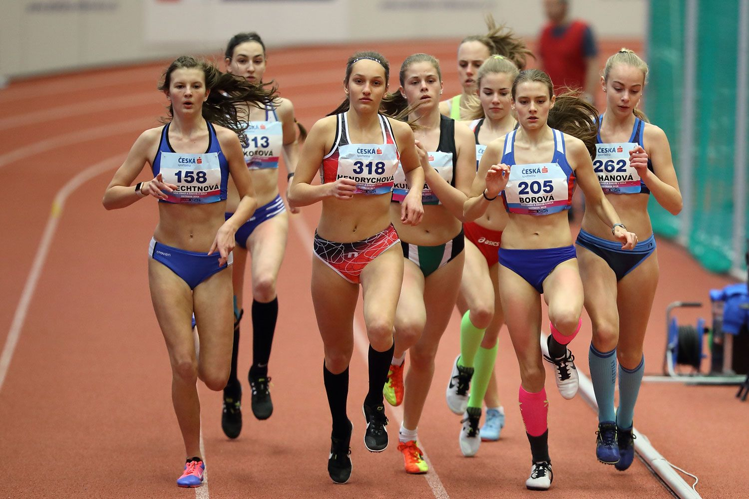 Ostrava Indoor CZ Championship U16 Saturday 24