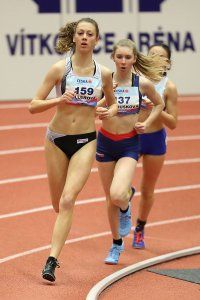 Ostrava Indoor CZ Championship U16 Saturday 28