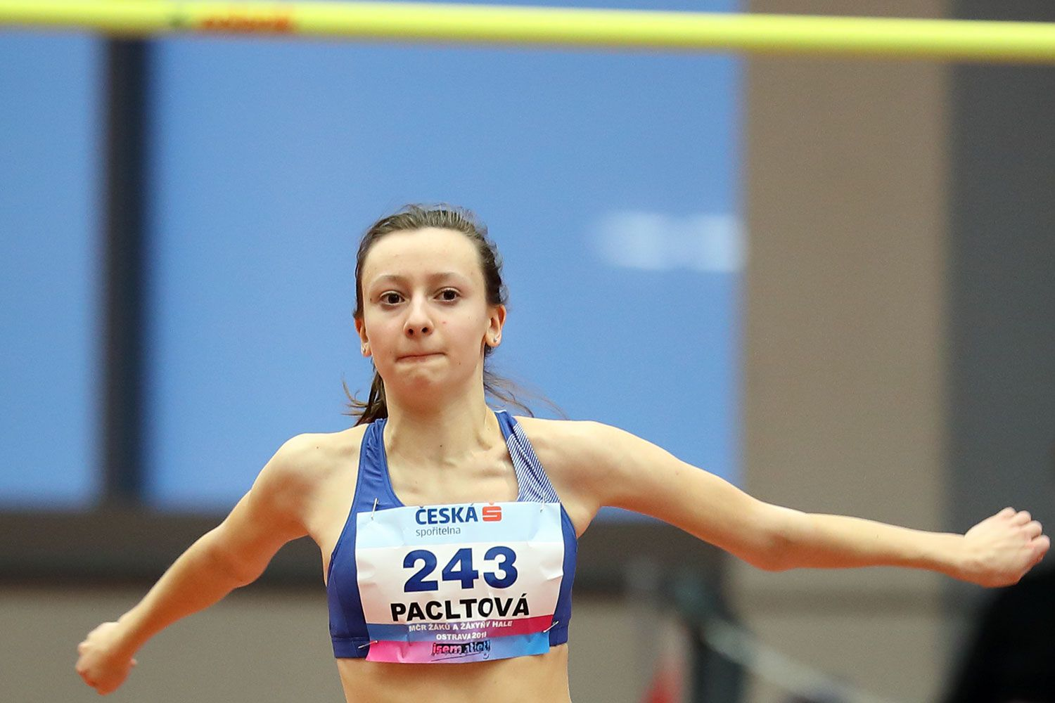 Ostrava Indoor CZ Championship U16 Saturday 31