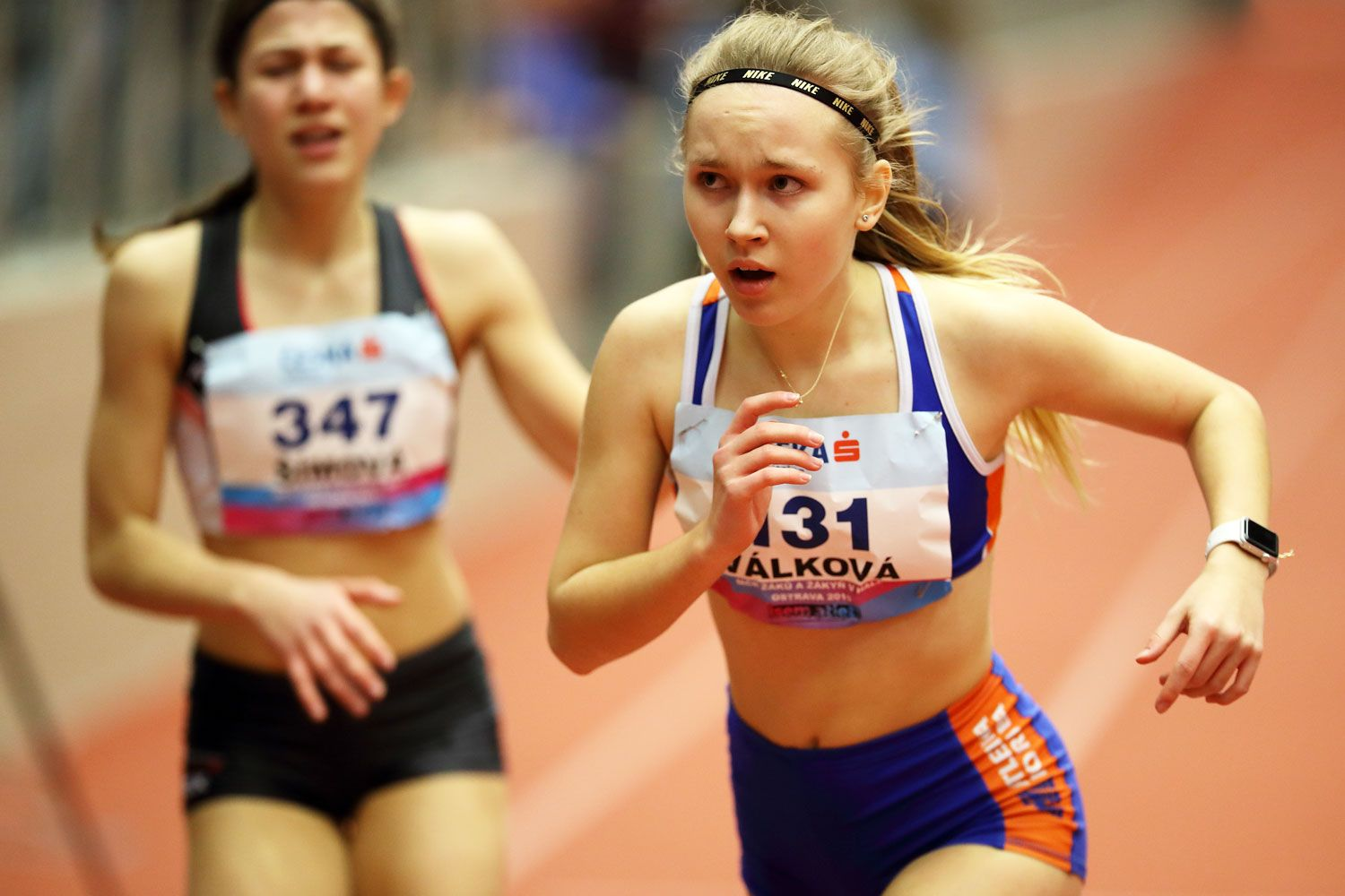Ostrava Indoor CZ Championship U16 Saturday 34