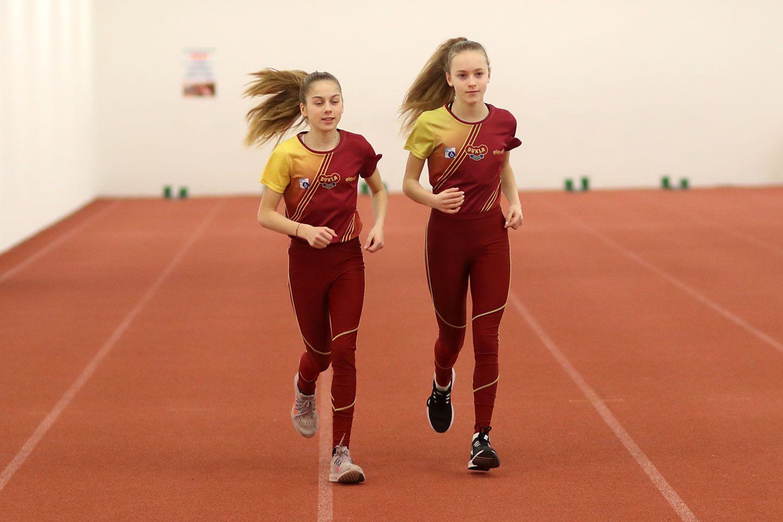 Ostrava Indoor CZ Championship U16 Sunday 01