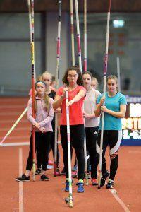 Ostrava Indoor CZ Championship U16 Sunday 03