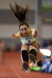 Ostrava Indoor CZ Championship U16 Sunday 19
