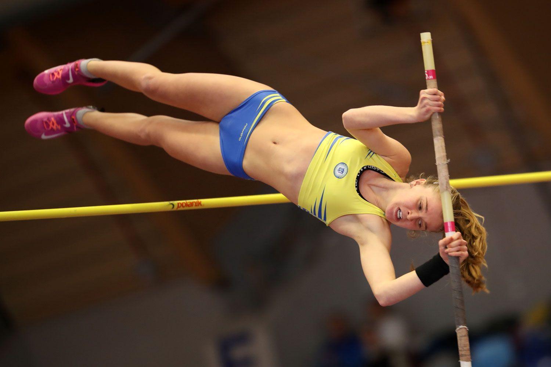 Ostrava Indoor CZ Championship U16 Sunday 23