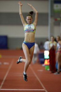 Ostrava Indoor CZ Championship U16 Sunday 25