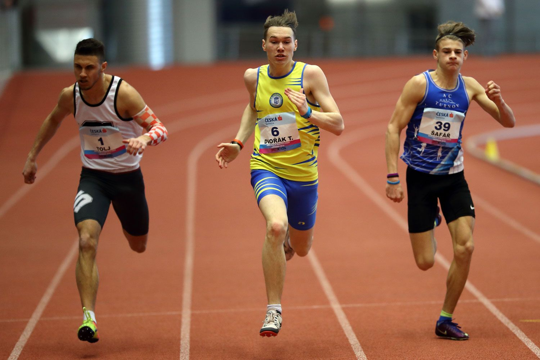 Ostrava Indoor CZ Championship U16 Sunday 29