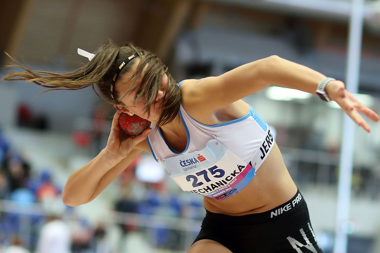 Ostrava Indoor CZ Championship U16 Sunday 30