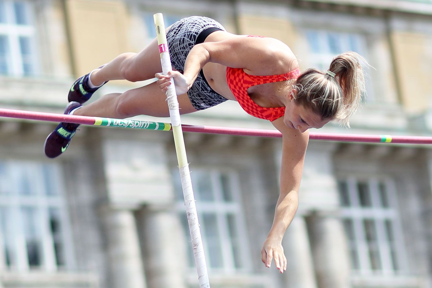 Pole Vault of Prague - Women 05