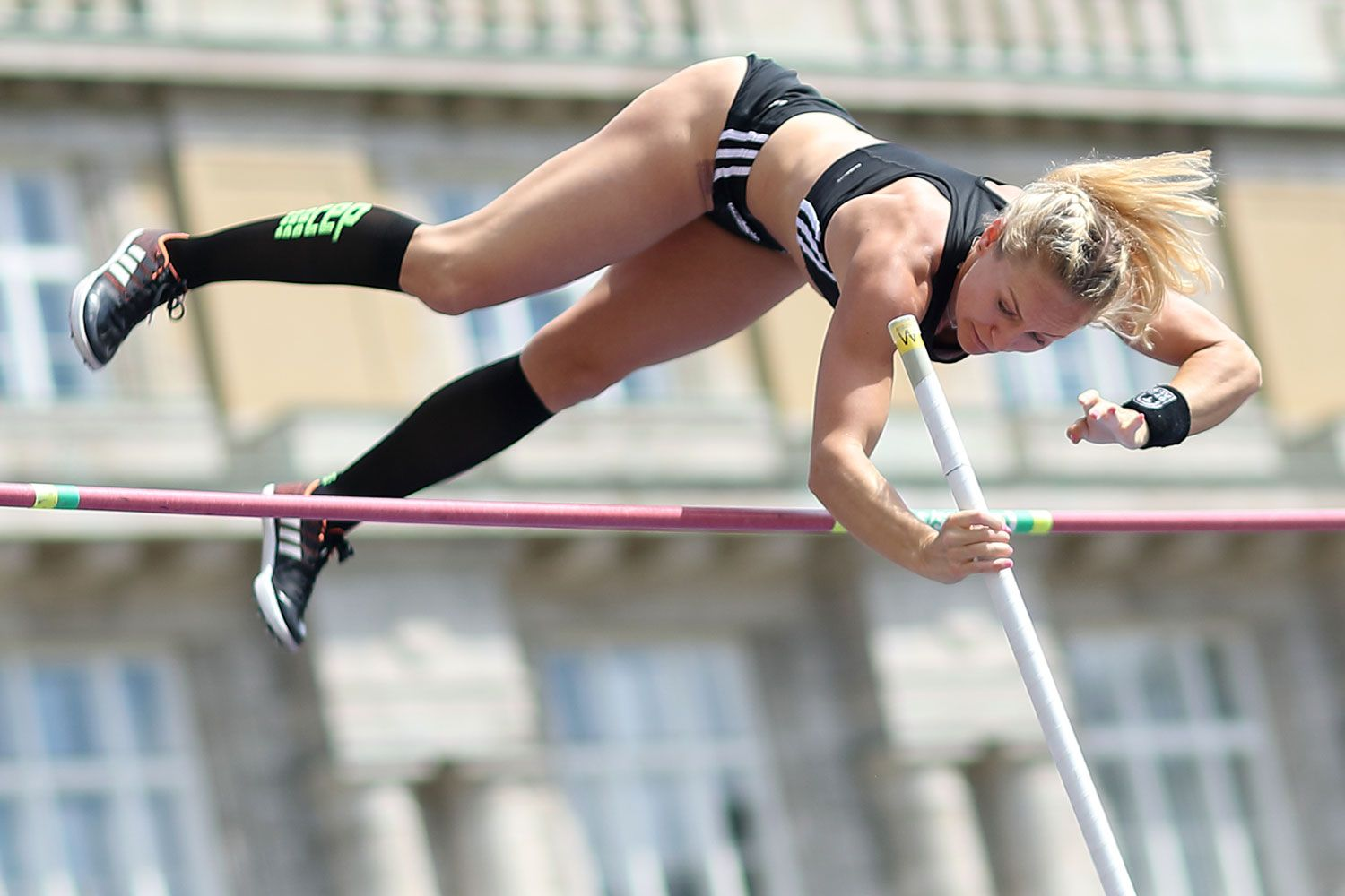 Pole Vault of Prague - Women 07