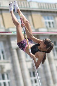 Pole Vault of Prague - Women 08