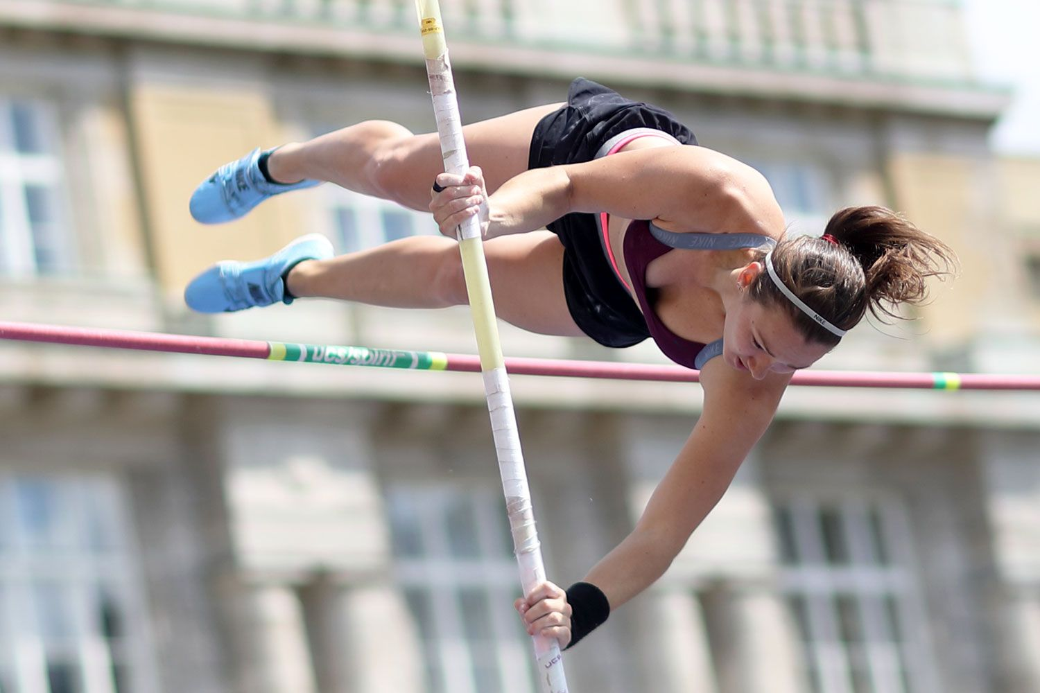 Pole Vault of Prague - Women 10