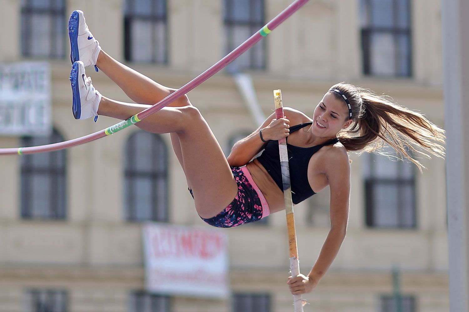 Pole Vault of Prague - Women 13