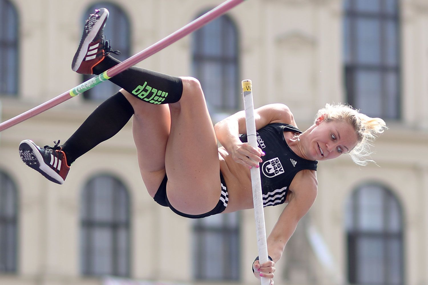 Pole Vault of Prague - Women 15