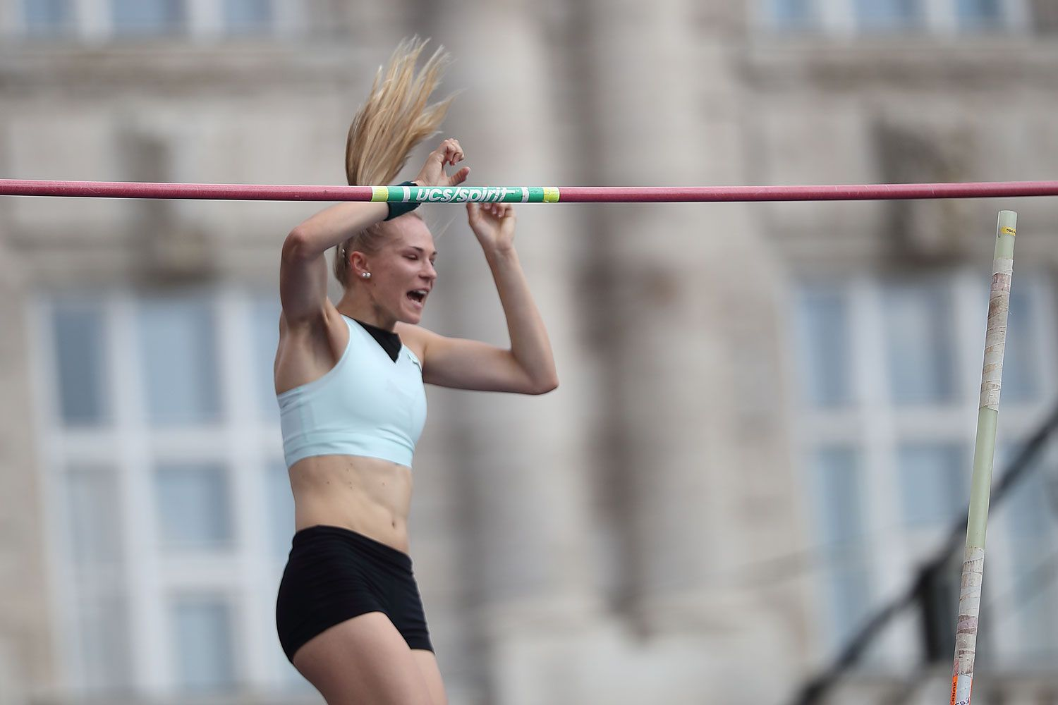 Pole Vault of Prague - Women 17