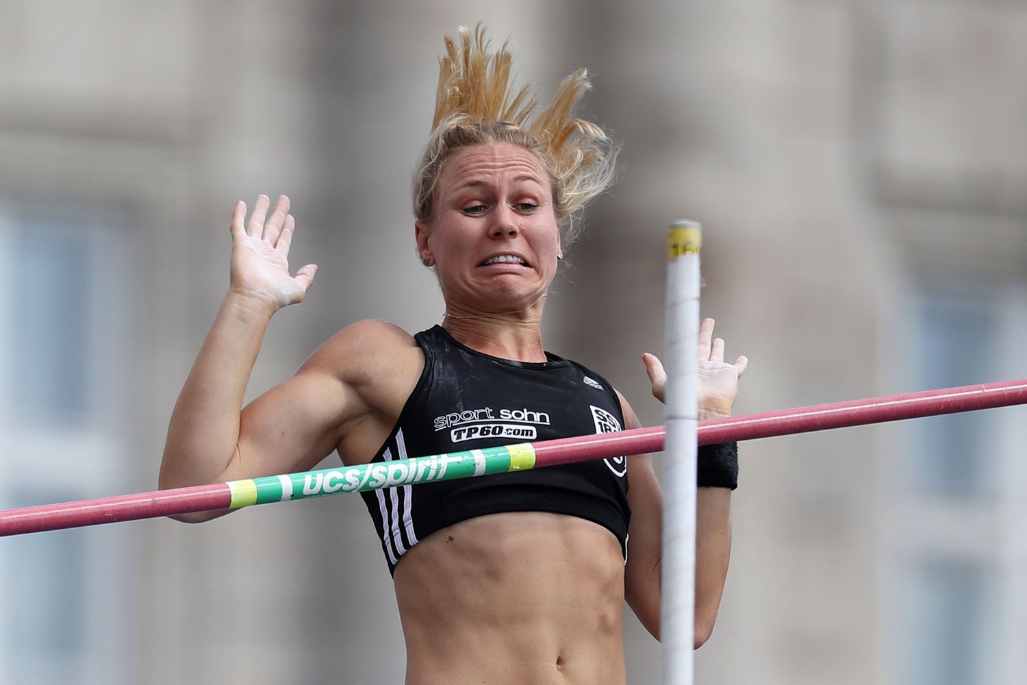 Pole Vault of Prague - Women 19