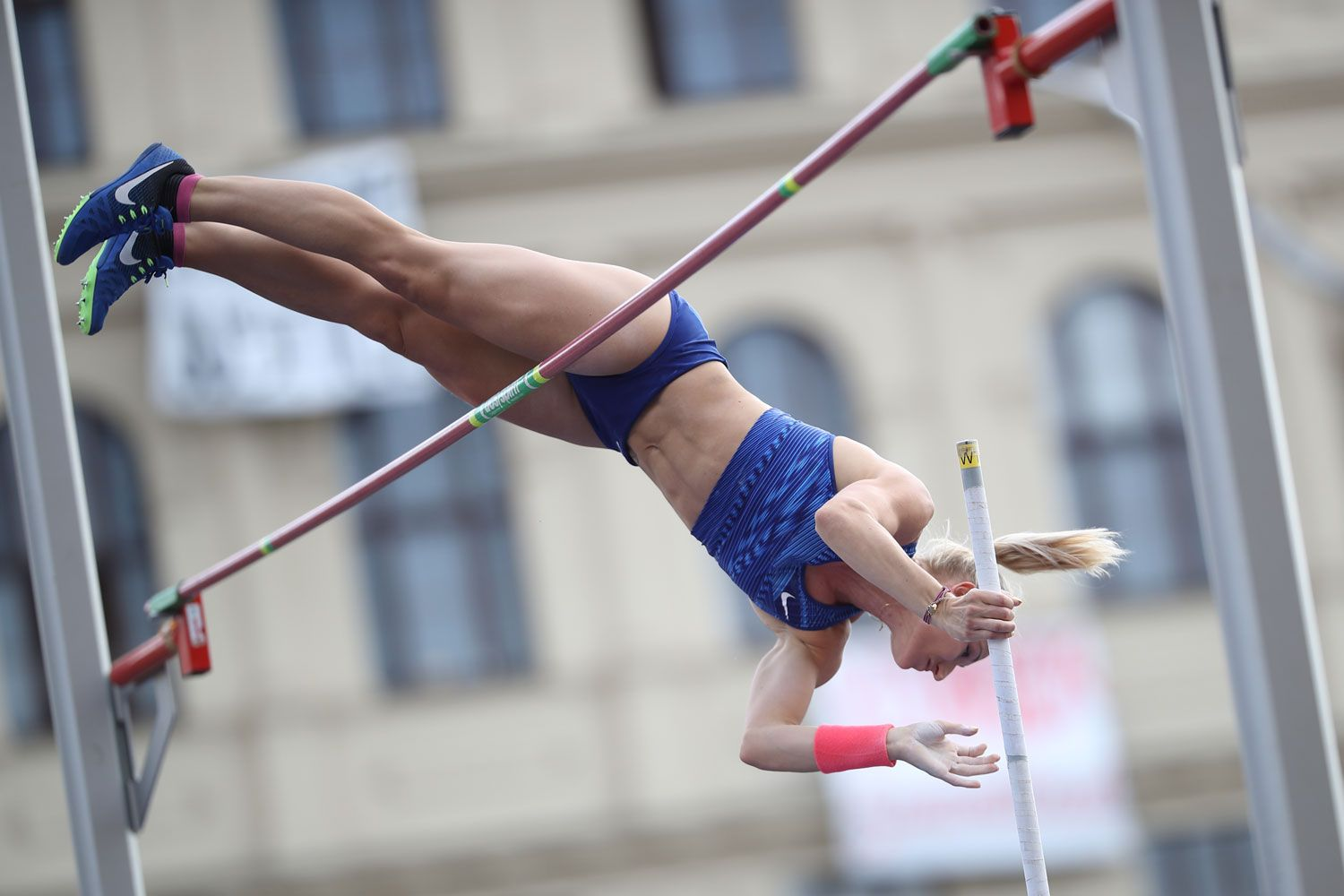 Pole Vault of Prague - Women 21