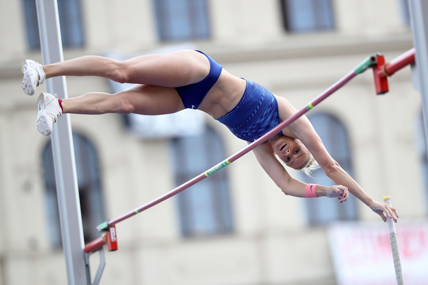 Pole Vault of Prague - Women 22