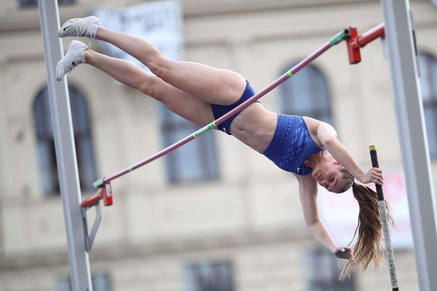 Pole Vault of Prague - Women 23