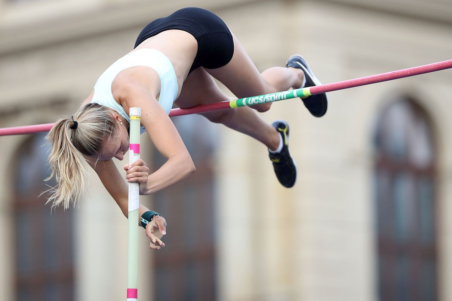 Pole Vault of Prague - Women 25