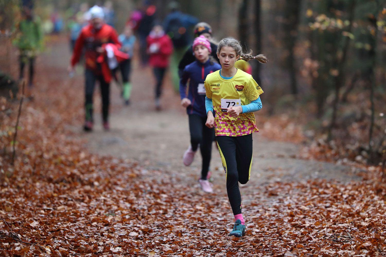 2019_11_02 Run to Ceska chalupa