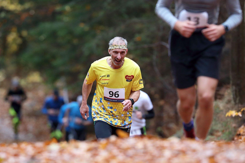 Run to Ceska chalupa 31