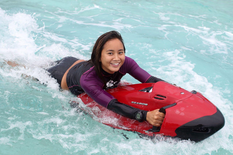 Water sports in Velaa 09