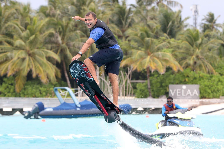 Water sports in Velaa 17