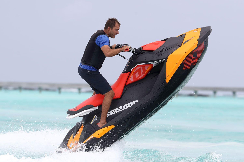 Water sports in Velaa 20
