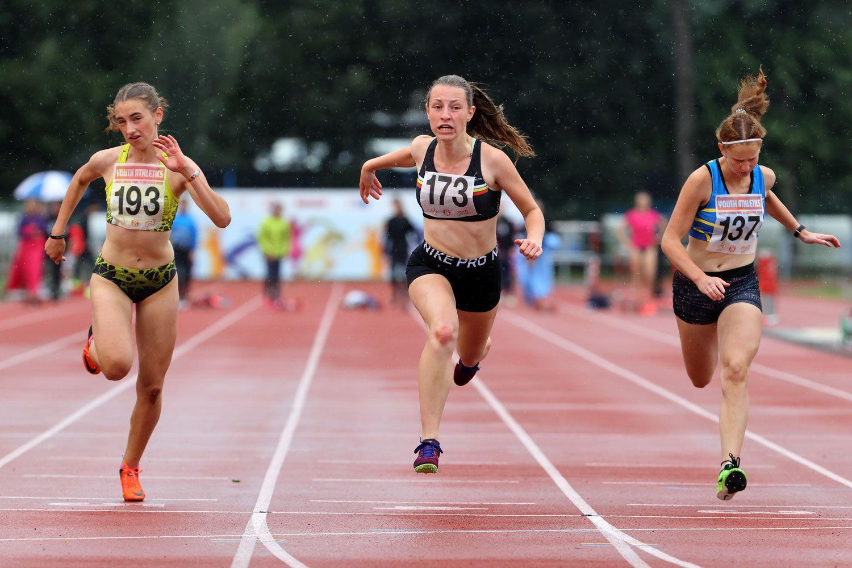 Youth Athletics Kolin 12