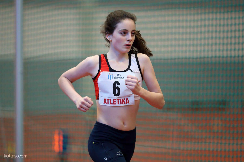2018_02_02 Indoor MS Championship Ostrava U16